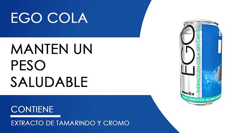 Ego Cola Omnilife