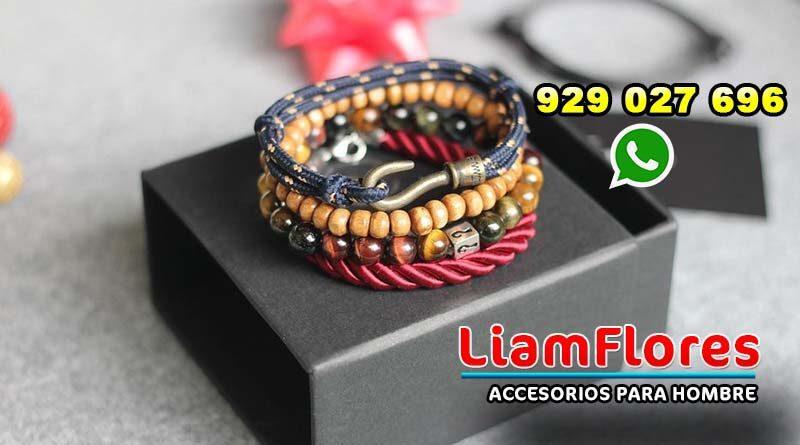 Liam Flores Accesorios para Hombre