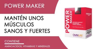 Power Maker Omnilife Ayacucho